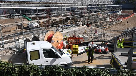 """HS2 says it takes all complaints """"extremely seriously"""" and is working to resolve issues faced by residents. Picture: PA"""