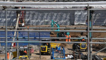 The national rail project is estimated to cost around £100bn. Picture: PA