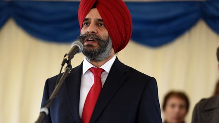 Redbridge council leader Cllr Jas Athwal is holding ward-specific forums with residents throughout N