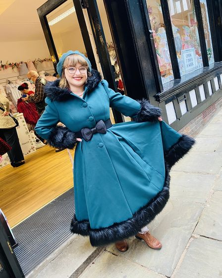 Pocket Watch & Petticoats in Ipswich has had a successful first week at its new shop in the Thoroughfare. Picture: POCKET...