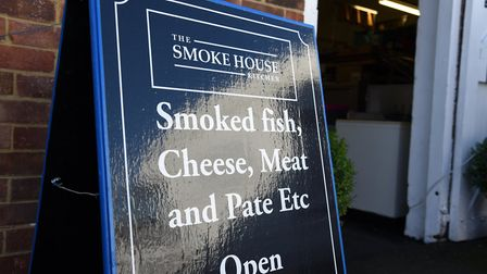 The Smokehouse Kitchen in Ipswich Picture: CHARLOTTE BOND