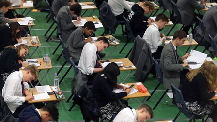 Redbridge Council was told students due to sit exams in May will probably face a delay. Picture: Gar
