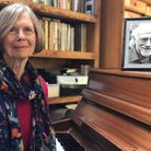 Mary Ann Ephgrave has won a King Lear prize for her Song to Jim, in memory of her late husband. Picture: Diane Tower-Jones.