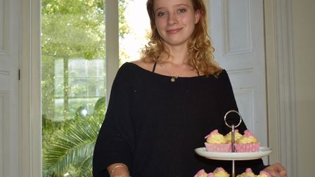 With jobs at a premium, graduate Trixie Greenwood decided to launch her own bakery. Picture: Trixie Greenwood