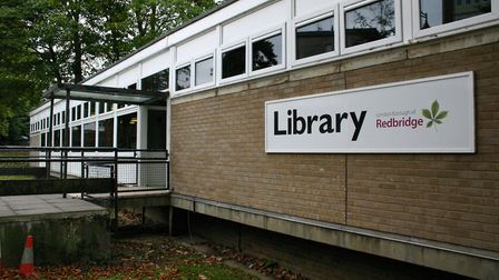 Woodford Green Library is set for a much-needed makeover. Picture: Redbridge Council