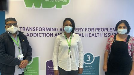 Redbridge's Substance Misuse Service was highlighted for the staff's kindness and compassion when it