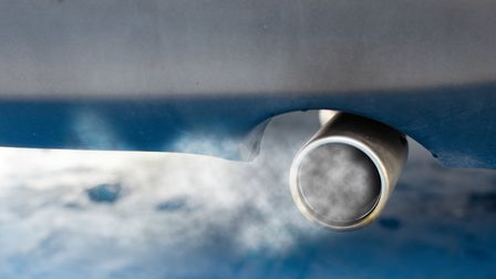 A car exhaust. Picture: Hackney Council
