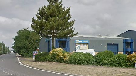 HSS Hire in Bluestem Road, Ipswich. the company has yet to reveal which stores it plans to close Pi