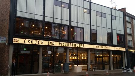 The closure of Crouch End's cinema is part of a nationwide shutdown. Picture: Archant