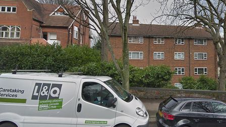 Tor House, an L&Q property in Highgate. Picture: Google