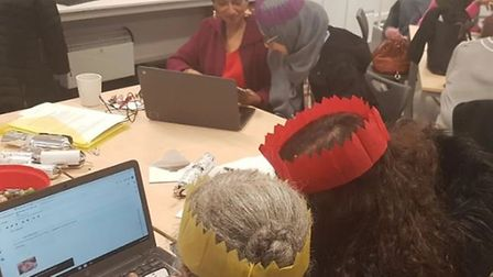 One project funded by Haringey Giving - Generation Exchange - aims to tackle digital exclusion among the elderly. Picture:...