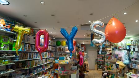 Cachao Toys in Muswell Hill. Picture: Joshua Thurston