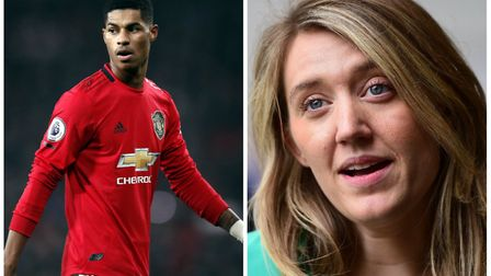 Georgia Gould's Camden Council assured Marcus Rashford it would step in to offer Free School Meals over school holidays.