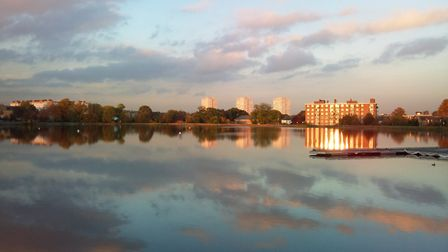 Open water swimming is now available all year round at West Reservoir Sports Centre in Woodberry Dow