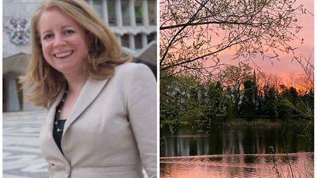 Anne Fairweather chairs the Hampstead Heath Management Committee. Pictures: City of London Corporation / Nikki Newman