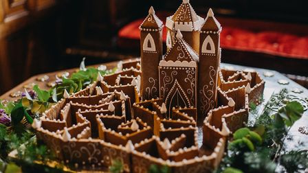 A creation by Maid of Gingerbread. Picture: Lex Fleming