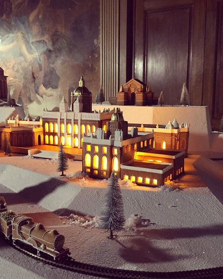 A creation by Maid of Gingerbread. Picture: Bompas & Parr