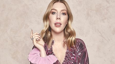Canadian comedian Katherine Ryan is bringing her new show Missus to the Ipswich Regent in January 20