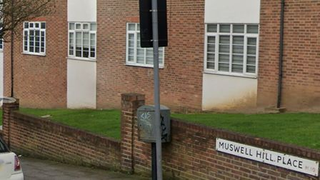 Muswell Hill Place. Picture: Google