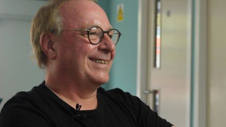 Caritas Anchor House resident Tim wants people to be more compassionate towards those experiencing h