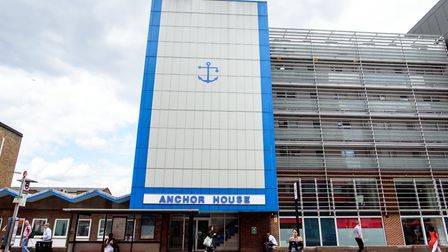 Caritas Anchor House in Canning Town has provides accommodation and support for adults experiencing