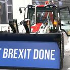 Boris Johnson's Brexit plan would harm Britain's economy, experts have warned. Picture: ITV