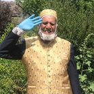 Dabirul Choudhury has raised more than £200k for over 50 countries across the world including the UK and his home village...