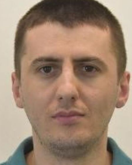 Klojan Hodaj failed to report for lunchtime roll-call today at Hollesley Bay prison. Picture: SUFFOL