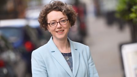 Sarah Barber, Ipswich councillor, said the move would create an 'attractive retail offer' Picture: GREGG BROWN