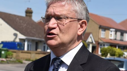 According Cllr White's comments on the tape recording, Andrew Rosindell MP had early access to propo