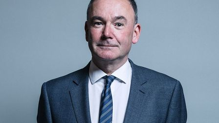 Dagenham and Rainham Labour MP Jon Cruddas. Picture: HM Government.