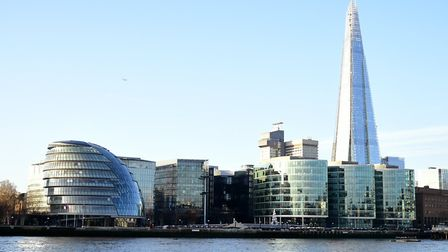 City Hall is moving from its central London home to the Royal Docks. Picture: Ian West/PA