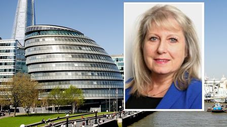 "Assembly member Susan Hall described the move as a ""PR stunt"". Picture: London Assembly"