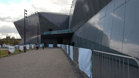 The Crystal is to become City Hall's new home. Picture: Rosalind Butt