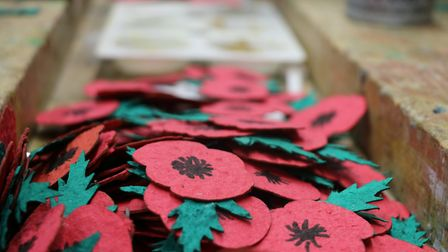 Remembrance Day is on November 11. Picture: South Hampstead High School