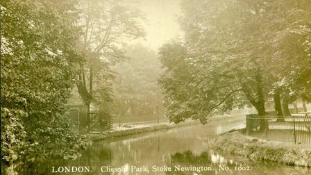 Clissold Park. Picture: Amir Dotan/Hackney Archives