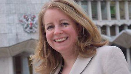 Anne Fairweather, chair of the CIty of London's Hampstead Heath management committee. Picture: City of London Corporation