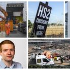 Camden Council has approved plans to rehouse hundreds of council tenants and pursue HS2 for £129million to cover the bill. Pi...