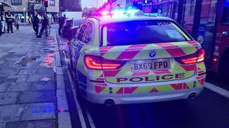 Gun, drugs and a machete were recovered and 46 arrests were made in a police crackdown on violence.