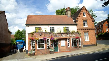 The Greyhound in Henley Road, Ipwsich. Picture: ARCHANT