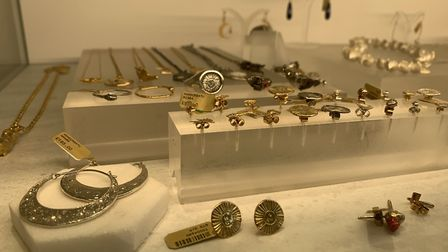 Gill Wing Jewellery on Upper Street. Picture: Naomi Clarke