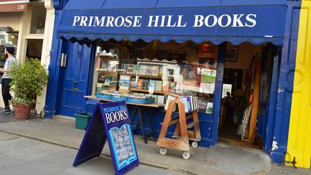 Independent bookshop Primrose Hill Books jointly ran the Primrose Hill Lecture Series to raise funds