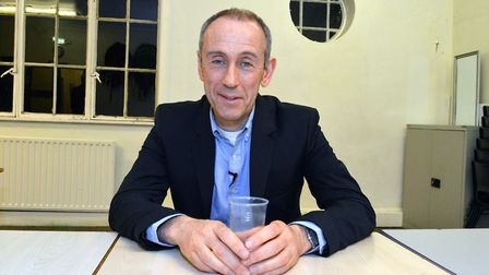 Former National Theatre director and now running The Bridge Theatre Nicholas Hytner took part in the