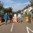 Campaigners stopped the Quiet Streets scheme. Picture: Roy Chacko