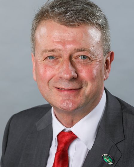 John Gray remains a councillor representing West Ham ward. Picture: LBN