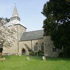 St Laurence Church in Upminster