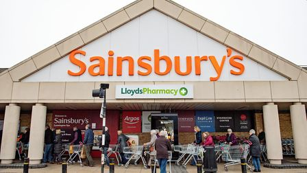 Sainsbury's has announced major job cuts Picture: JACOB KING/PA WIRE