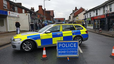 The last time Suffolk police authorised section 60 was in November 2019 following an incident of vio