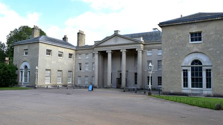 Kenwood House reopened on September 2. The old entrance is now the exit, with a new one-way system i