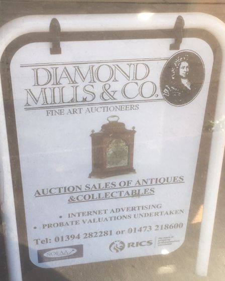 Diamond Mills has run auctions at its Orwell Road site since the 1950s Picture: RICHARD CORNWELL